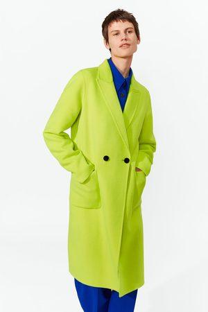 Zara Cappotto maschile fosforescente