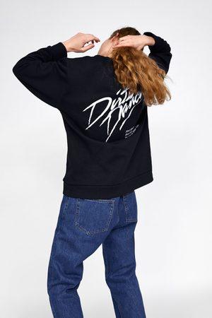 Zara Felpa dirty dancing ®