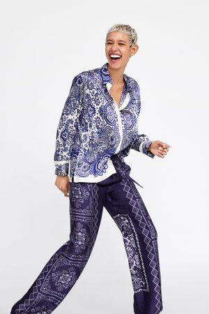 Zara Camicia stampata