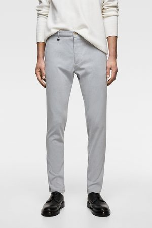 Zara Pantaloni chino strutturati