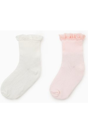 Zara Pacco 2 calzini merletto