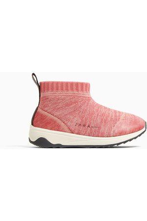 Zara Sneakers a stivaletto sock