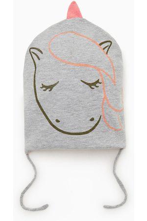Zara Berretto double face unicorno