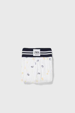 Zara Boxer stampa paisley