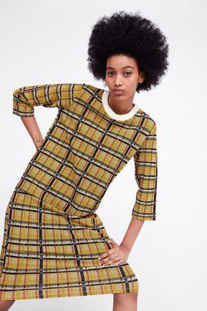 Zara Vestito con texture