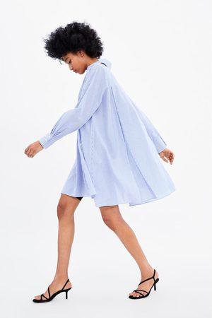 Zara Camicia oversize a righe