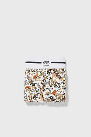 Zara Boxer stampa barocca