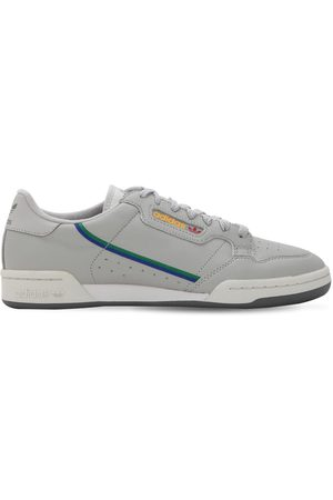 """adidas Sneakers """"continental 80"""" In Pelle"""