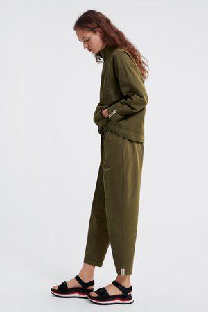 Zara Donna Joggers - Pantaloni jogger