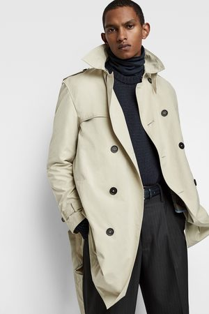 Zara Trench water repellent