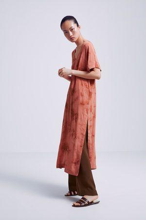 Zara Tunica tie dye