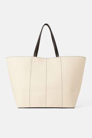 Zara Donna Shopper e tote - Borsa shopper xxl join life