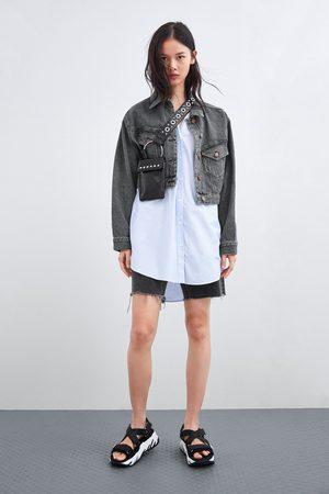 Zara Donna Camicie - Camicia a righe