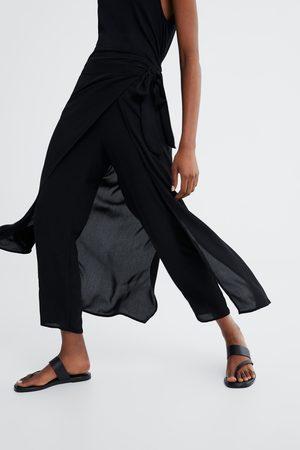 Zara Pantaloni pareo