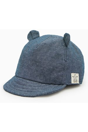 Zara Denim cap with ears
