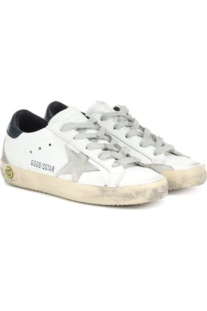 Golden Goose Sneakers Superstar in pelle