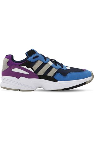 """adidas Sneakers """"yung 96"""" In Pelle E Rete"""