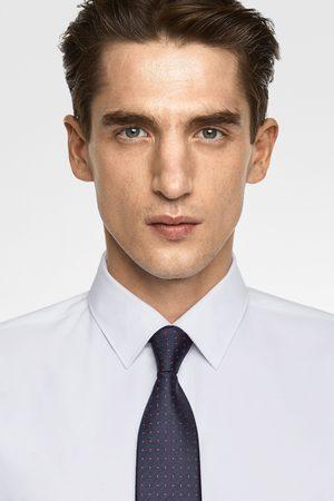 Zara Cravatta larga jacquard