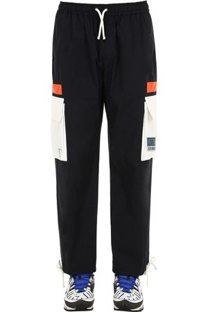 Iise Pantaloni Cargo Con Coulisse