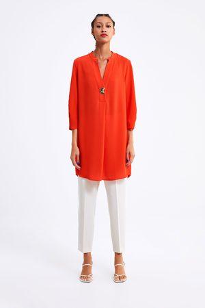 Zara Vestito corto tunica