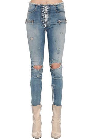 UNRAVEL Jeans Skinny In Denim Stretch