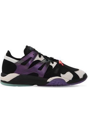 """adidas Sneakers """"dimension"""" In Pelle E Rete"""