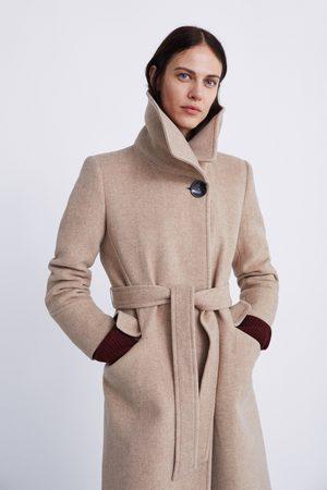 Donne E Compara Zara Prezzi Cappotti Avvolgente Giubbotti I ExUqI