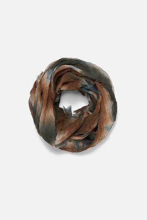 Zara Foulard stampa tie dye