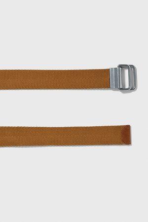 Zara Cintura di tela