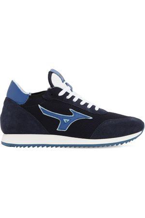 """Mizuno Sneakers """"l.s. Etamin"""" In Tessuto E Pelle"""