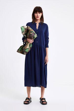 presa all'ingrosso Buoni prezzi più alla moda Vestito lungo oversize