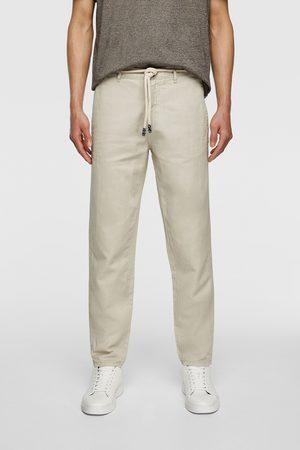 Zara Pantaloni cintura corda