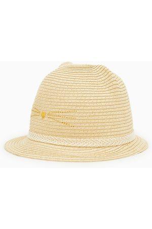 Zara Cappello di paglia orecchie e brillantini