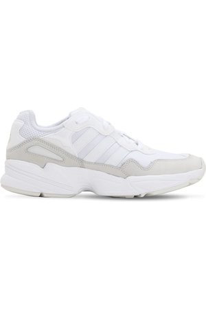 """adidas Sneakers """"yung-96"""" In Pelle E Rete"""
