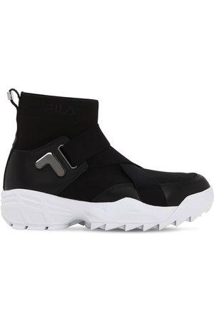 """Fila Sneakers """"mfw01 Wmn"""" In Nylon"""