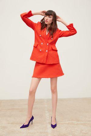 Zara Minigonna in tweed