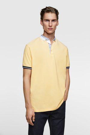 Zara Polo collo combinato