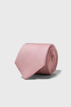 Zara Cravatta larga bicolore