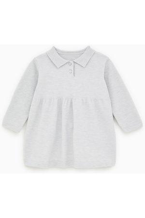 Zara Vestito maglia polo