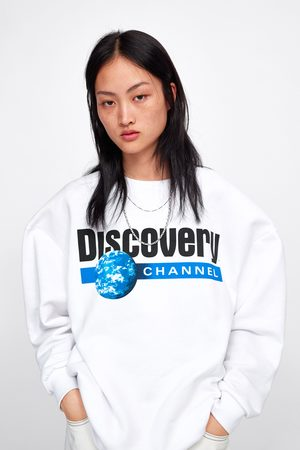 Zara Felpa discovery channel ©