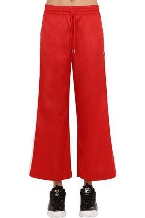 Fila Pantaloni Con Bande Laterali