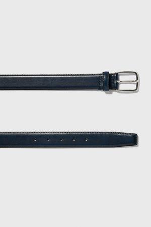 Zara Cintura basic pelle