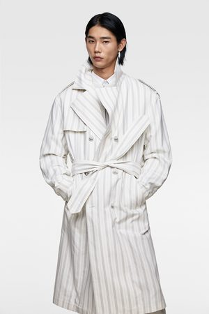 Zara Trench a righe
