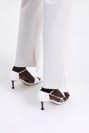 Zara Pantaloni con spacchi