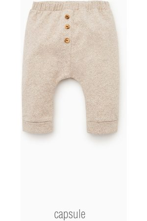 Zara Pantaloni maculati