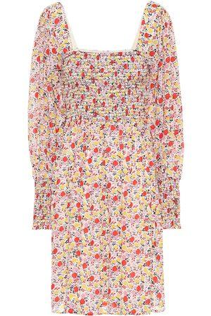 Ganni Donna Vestiti stampati - Esclusiva per Mytheresa - Miniabito a stampa floreale