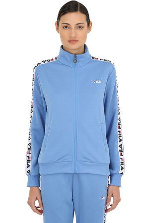 Jacky Trainingsjacke Damen Weiß, Blau, S, Giacche. Donna, , S