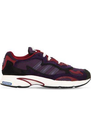 """adidas Sneakers """"temper Run"""" In Pelle E Rete"""