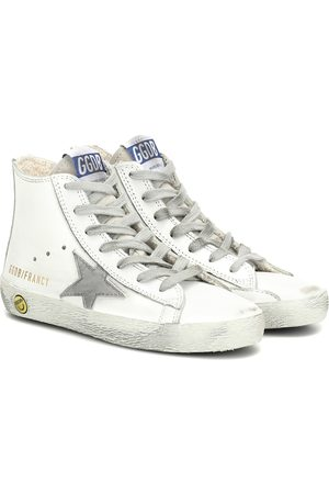 Golden Goose Sneakers alte Francy in pelle