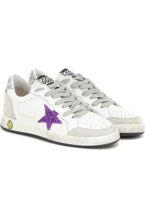 Golden Goose Sneakers Ball Star in pelle